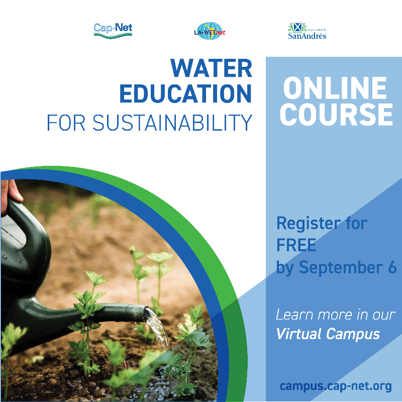 water education for sustainability online course