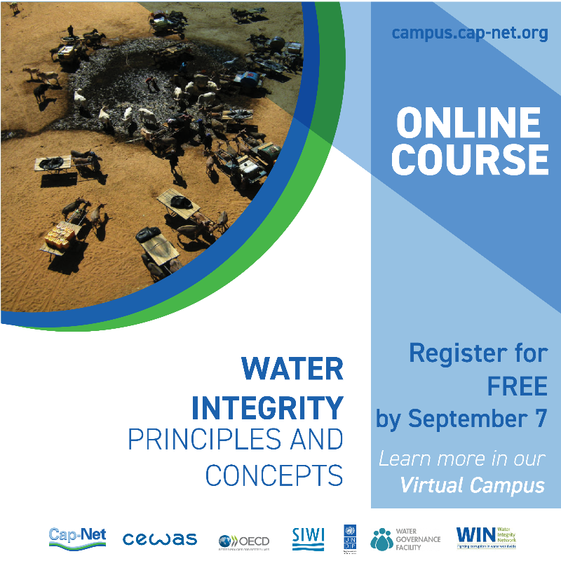 water integrity online course