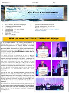 CWWA Newsletter August 2015