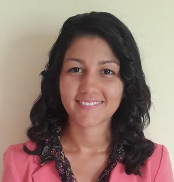 President-Elect – Sara-Jade Govia