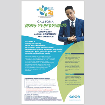 Media Intern - Call for a Young Professional