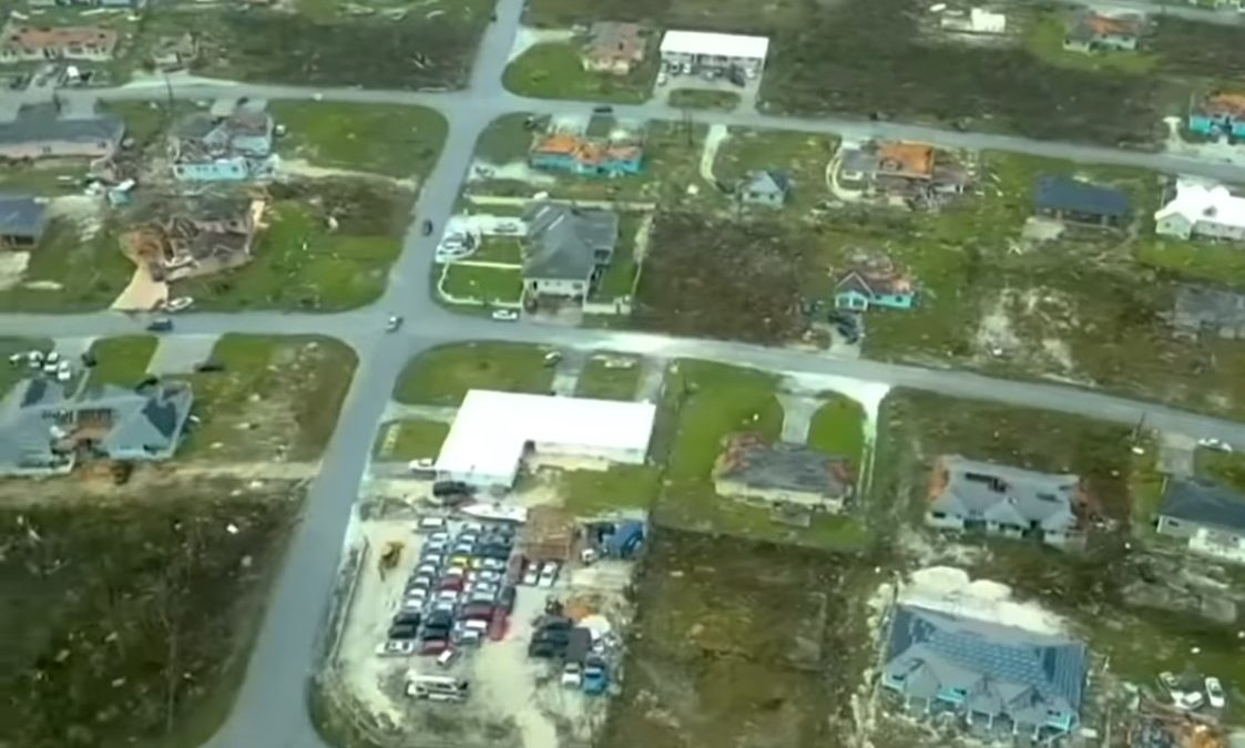 Hurricane Dorian destruction set to cost Bahamas 'up to billions'