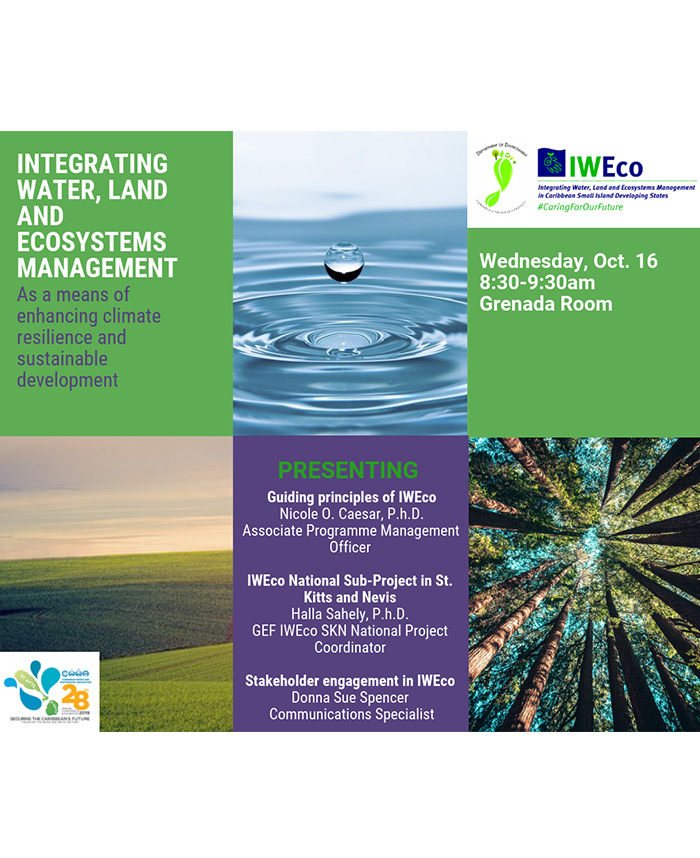 Integrating Water, Land and Ecosystems Management