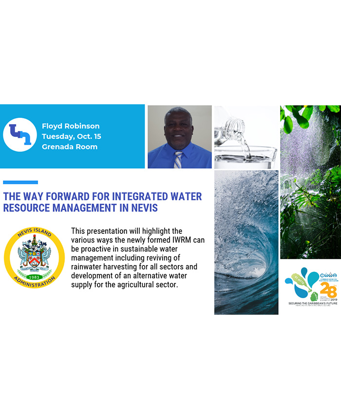 The Way Forward for Integrated Water Resource Management in Nevis