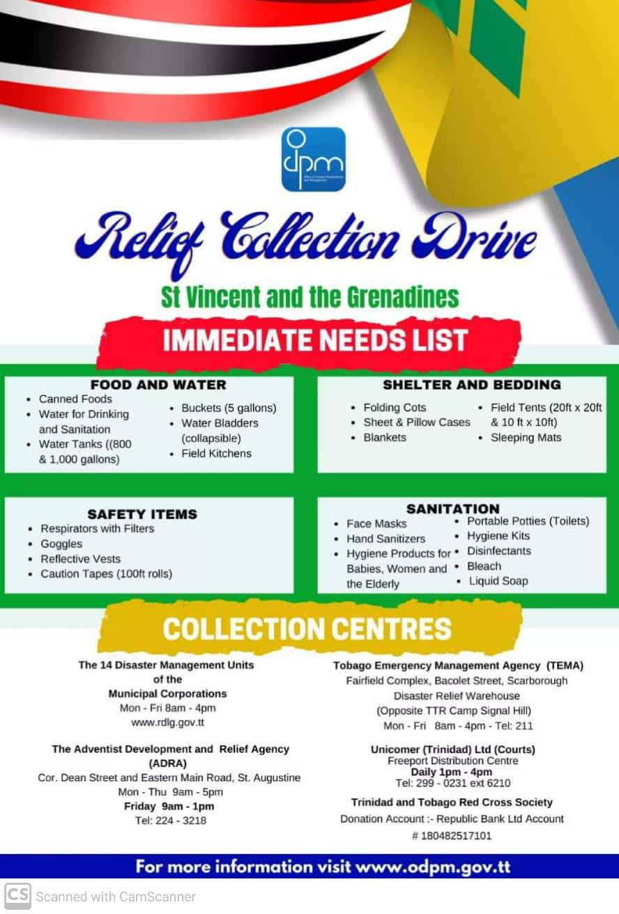 ODPM Relief Drive
