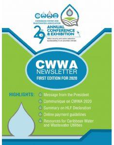 CWWA Newsletter First Edition 2020