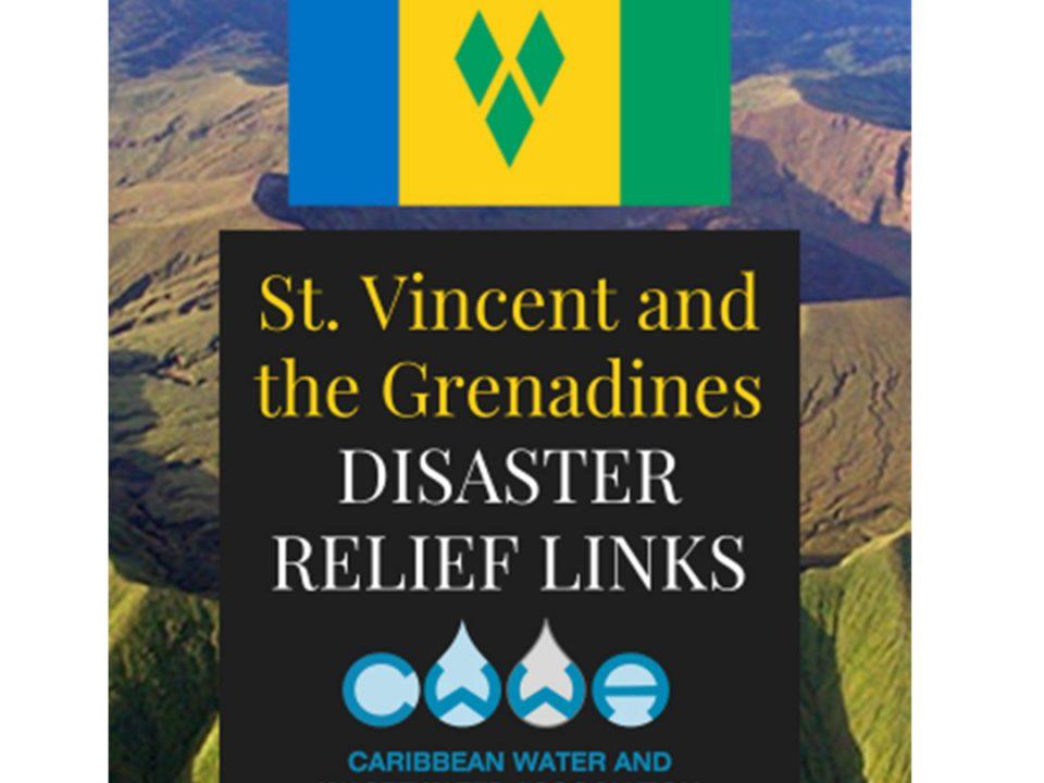 Call to Action : SVG- La Soufrière Aid Links